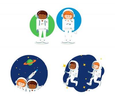 Mission X programako astronauta gazteak
