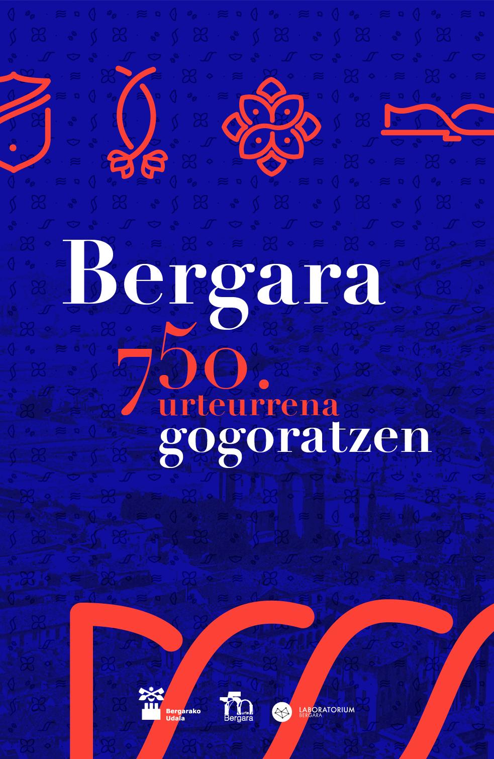 Bergara 750. urteurrenaren kartela